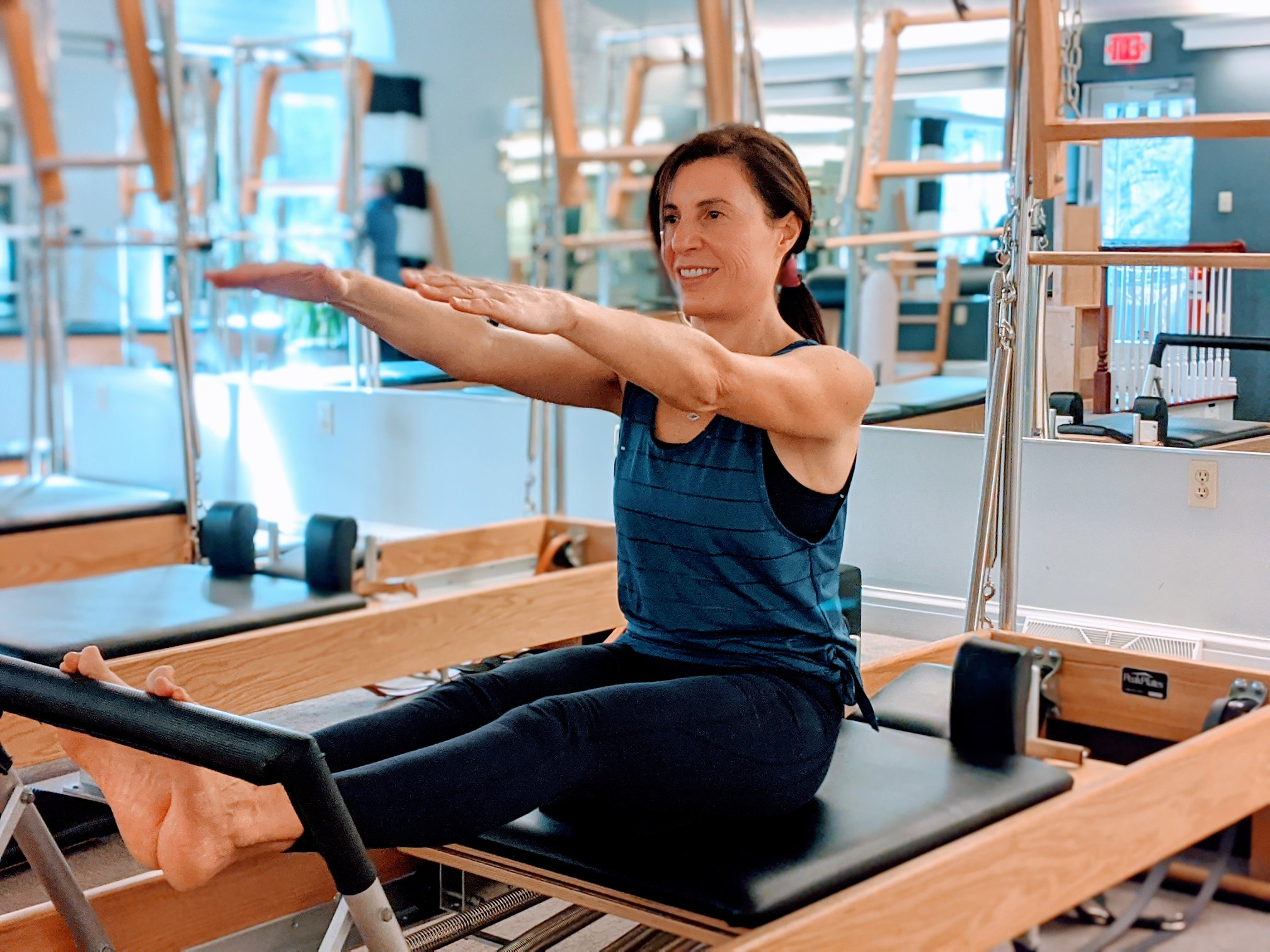 Pilates Center of Pittsburgh COVID-19 Reopening