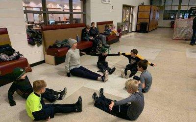 Pilates for Athletes: Training the SHAHA Panthers